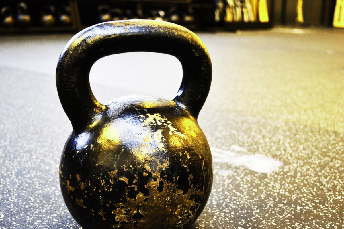 How Kettlebells Changed My Life